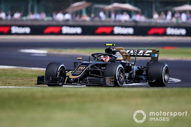 "Kevin Magnussen, Haas F1 Team VF-19 <span class=""copyright"">Dom Romney / Motorsport Images</span>"