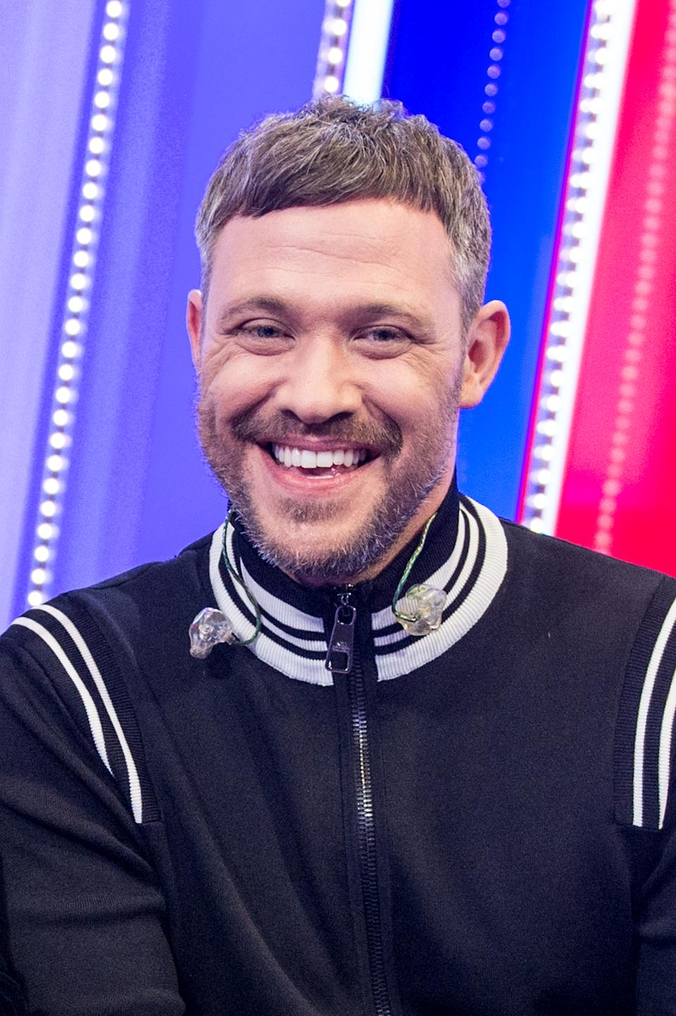 Will Young said his brother battled with his mental health. (Photo by Ollie Millington/Getty Images)
