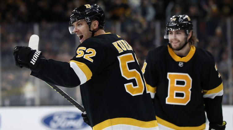 Bruins respond to latest challenge, take 'good first step to getting back to who we are'