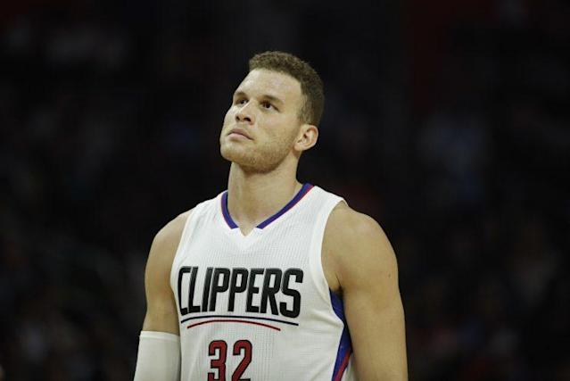 "<a class=""link rapid-noclick-resp"" href=""/nba/players/4561/"" data-ylk=""slk:Blake Griffin"">Blake Griffin</a> has been with the Clippers for seven seasons. (AP)"