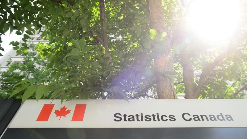Statistics Canada says first-quarter GDP worst showing since 2009