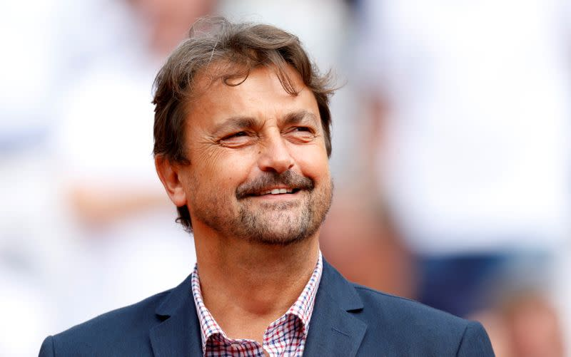 Leconte supports decision to allow spectators at French Open