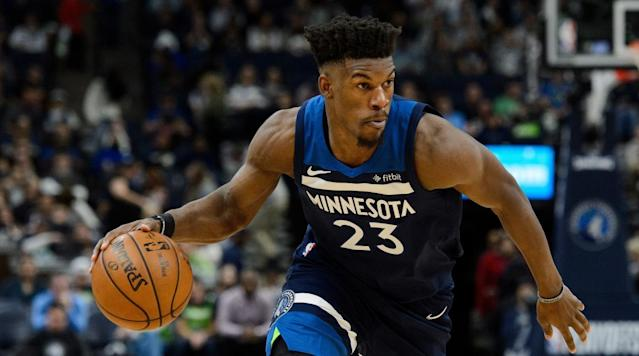 Report: Timberwolves, Clippers Discussing Deal for Jimmy Butler