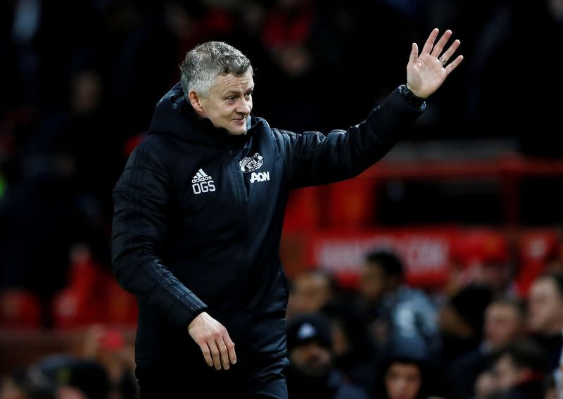 Manchester United further behind in development than expected - Solskjaer