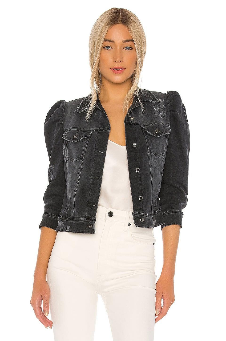 <p>This <span>Retrofete Ada Jacket</span> ($320) is a fun take on a jean jacket. The denim lover in your life will be obsessed with it.</p>