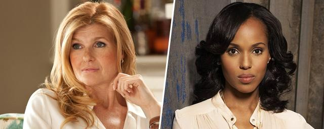 Scandal : ABC voulait que Connie Britton incarne Olivia Pope