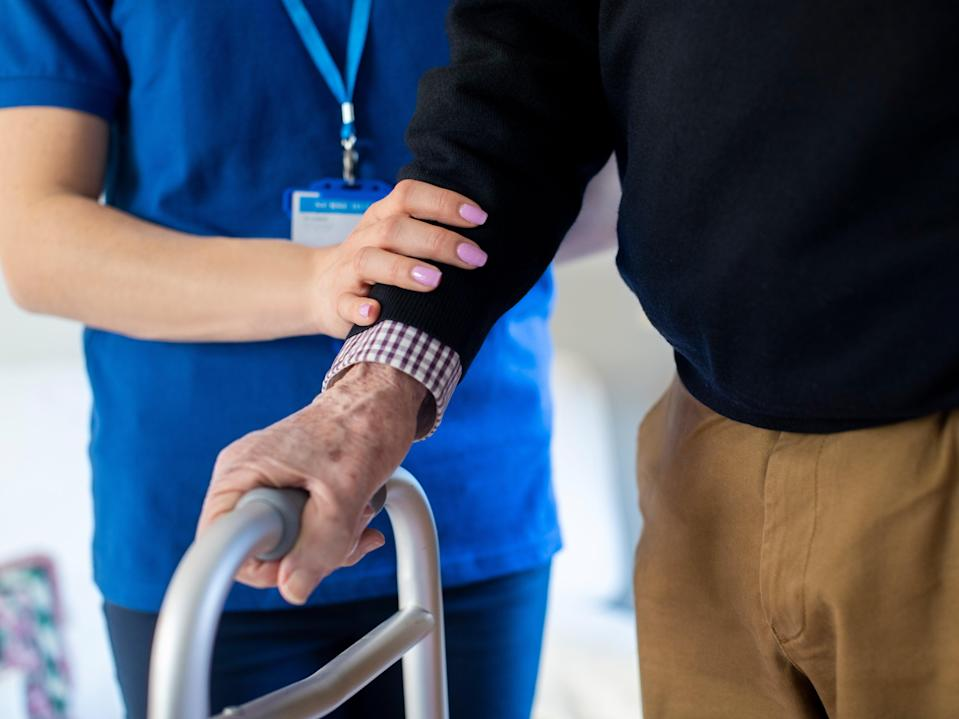 Bodies representing the care sector in the UK have written to the prime minister about concerns over the EU settlement scheme deadline (Getty Images/iStockphoto)