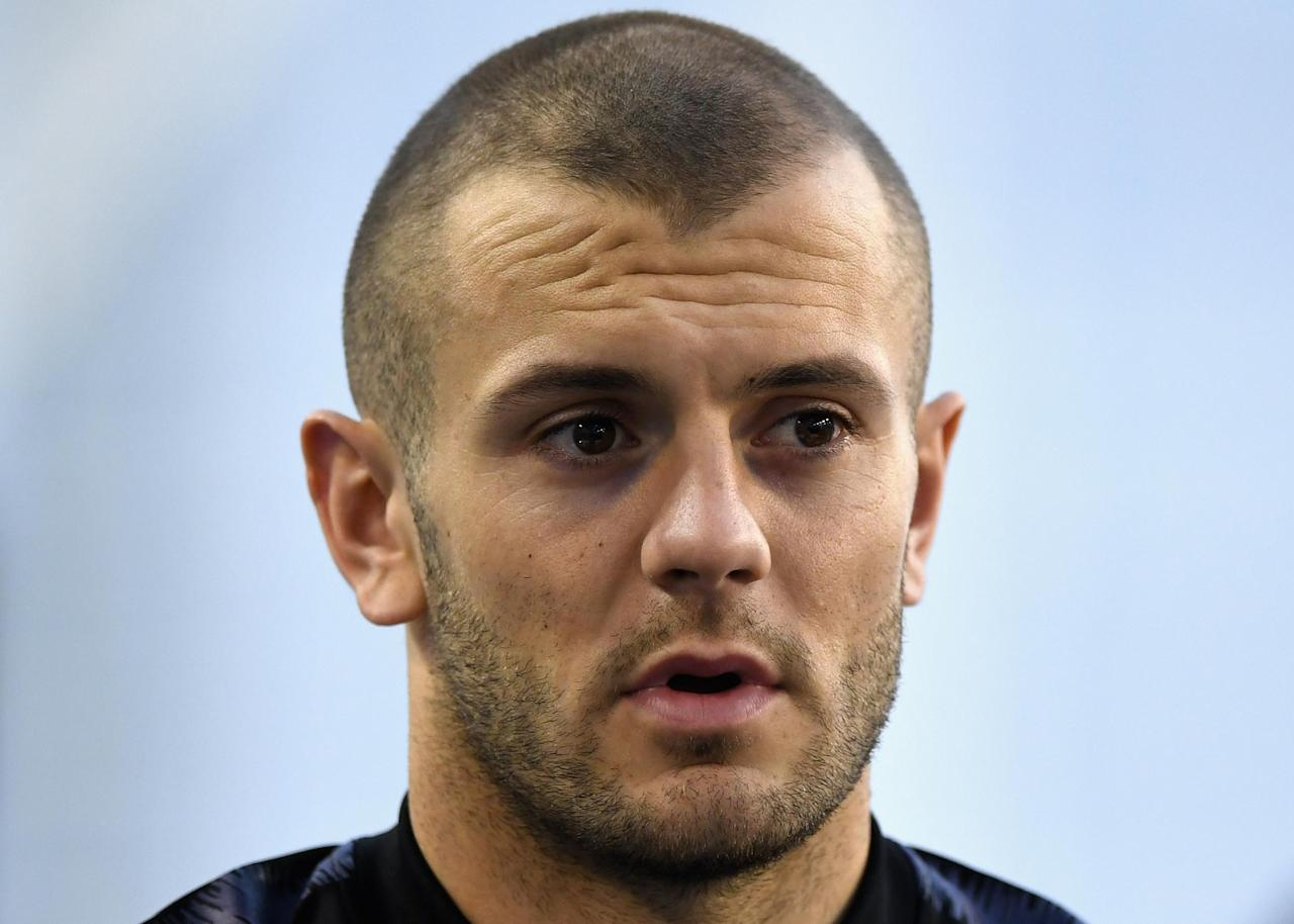 Jack Wilshere generates fresh speculation over Arsenal future with cryptic social media post