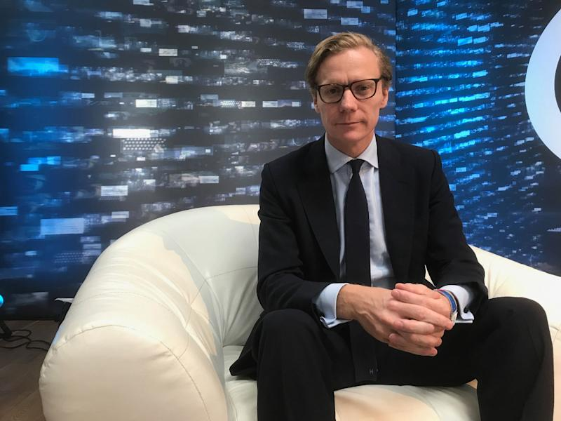 Cambridge Analytica's Nix said it licensed 'millions of data points' from Acxiom, Experian, Infogroup to target US voters