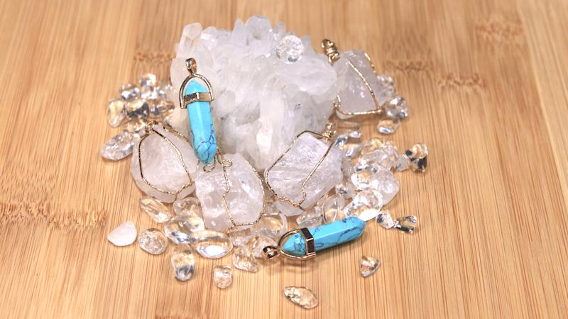 Believed to harness the energies of Mother Earth, crystals have been used since the Stone Age for a variety of purposes