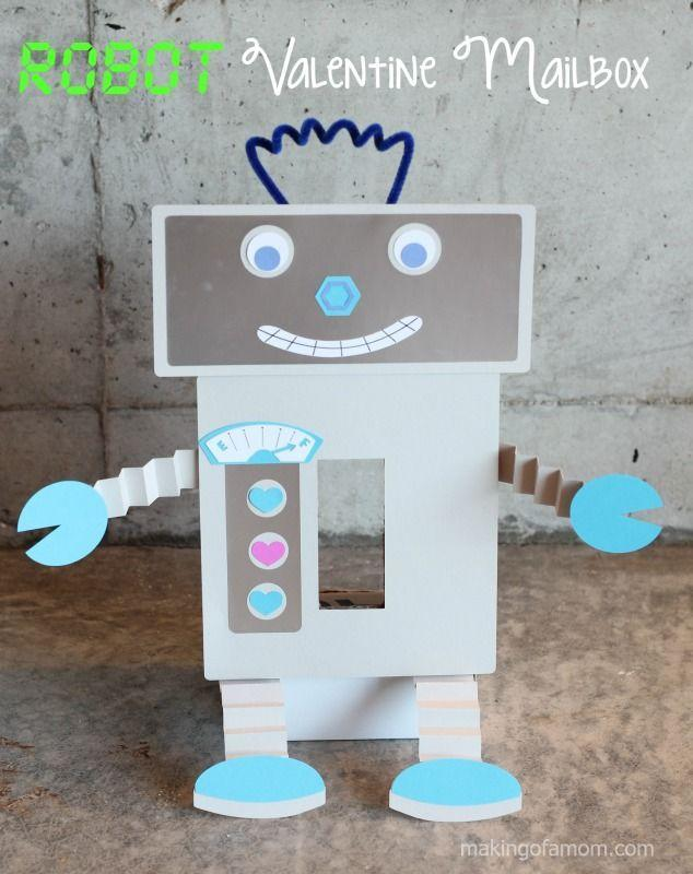 "<p>This box looks so realistic, we wouldn't be surprised if it started walking away! Your kids will be obsessed with this little robot and all the treats it'll collect.</p><p><strong>Get the tutorial at <a href=""https://makingofamom.com/robot-valentine-mailbox/"" rel=""nofollow noopener"" target=""_blank"" data-ylk=""slk:Making of a Mom"" class=""link rapid-noclick-resp"">Making of a Mom</a>.</strong></p><p><strong><a class=""link rapid-noclick-resp"" href=""https://www.amazon.com/Caydo-Cleaners-Chenille-Creative-Decorations/dp/B07N1F1S5J/?tag=syn-yahoo-20&ascsubtag=%5Bartid%7C10050.g.25844424%5Bsrc%7Cyahoo-us"" rel=""nofollow noopener"" target=""_blank"" data-ylk=""slk:SHOP PIPE CLEANERS"">SHOP PIPE CLEANERS</a><br></strong></p>"