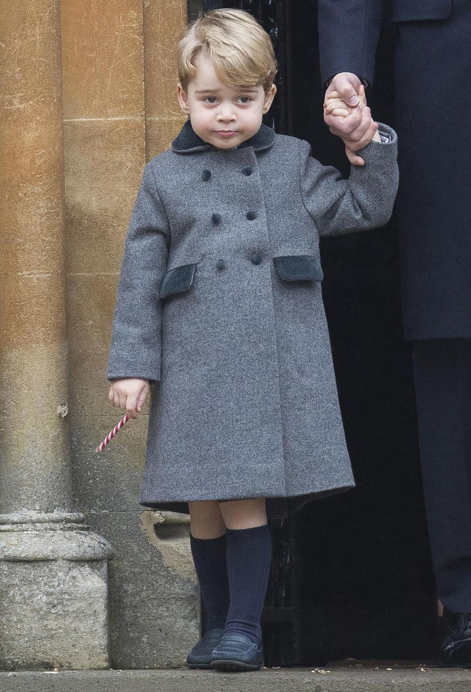 Prince William Talks About Screen Time and Prince George
