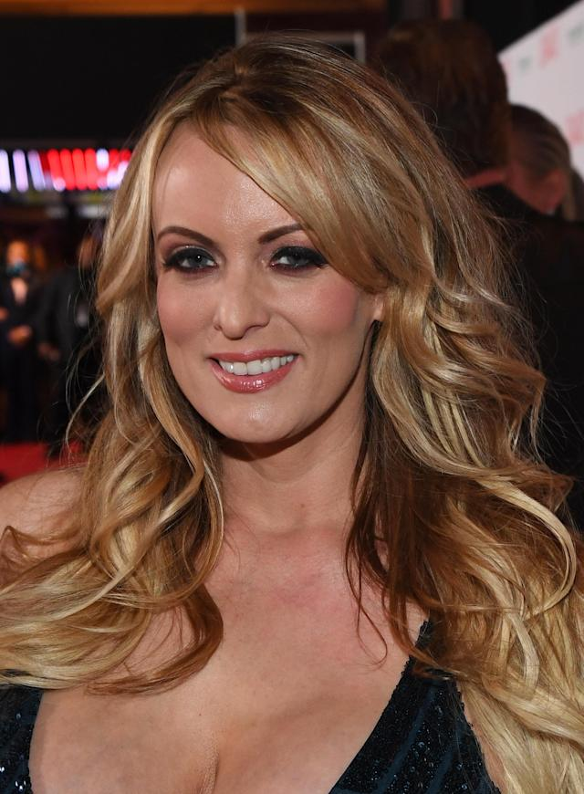 Stormy Daniels allegedly had an affair with Donald Trump from 2006 to 2007. (Photo: Ethan Miller/Getty Images)
