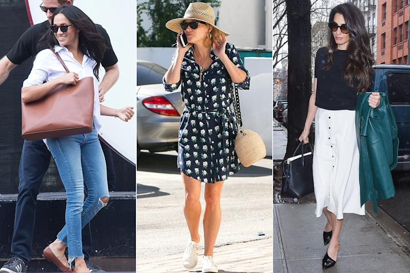 db89ab344e 5 Insanely Cute Summer Outfit Ideas Inspired by Meghan Markle, Reese  Witherspoon, and More Celebs