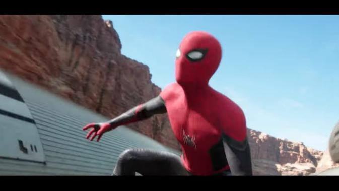 Spider-Man: No Way Home. (Sony Pictures / Marvel Studios)