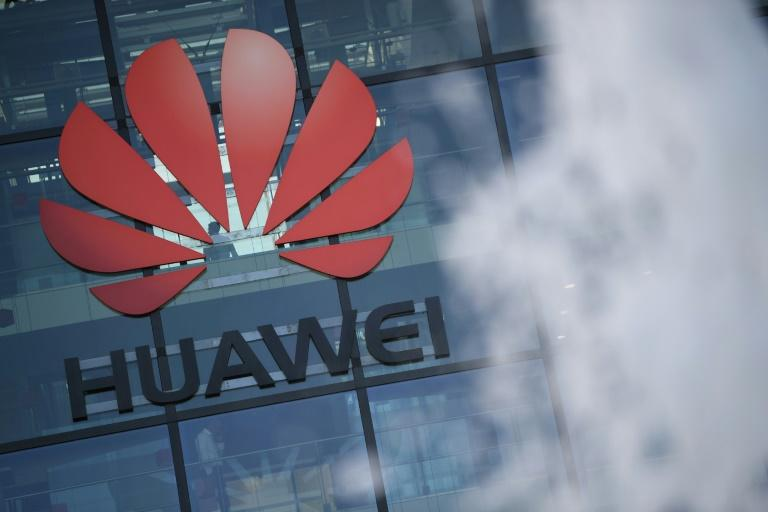 """US criminal charges allege the Chinese tech giant Huawei engaged in a """"decades-long"""" effort to steal trade secrets from American companies (AFP Photo/DANIEL LEAL-OLIVAS)"""
