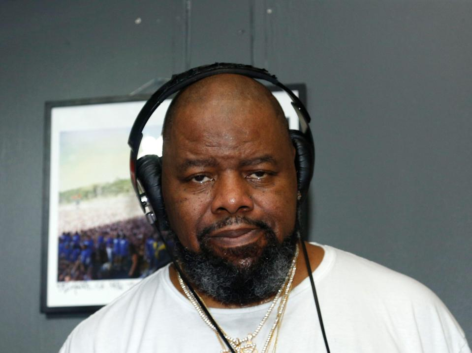 Rapper Biz Markie died peacefully with his wife by his side (Getty Images for Saks Fifth Aven)