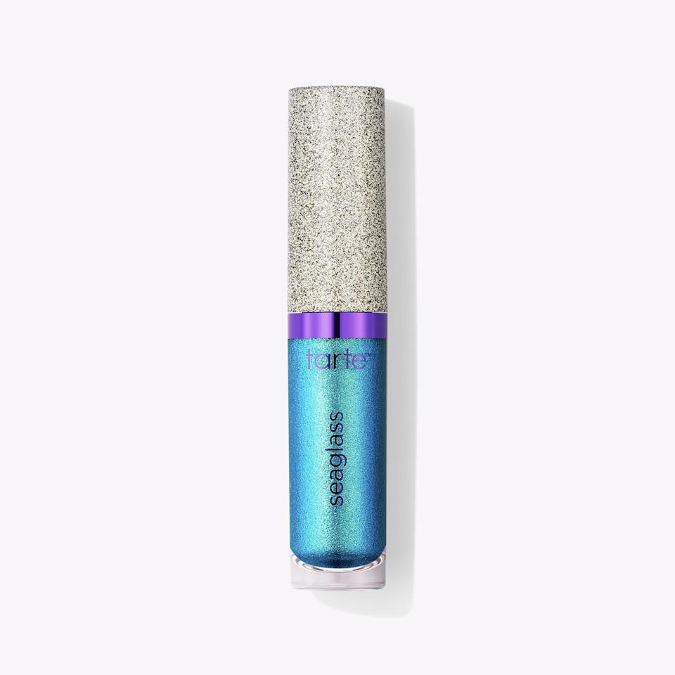 "<h3>Tarte Rainforest of the Sea Seaglass Eyeshadow</h3> <br>Truly, mermaid eyes in a tube. In addition to this mesmerizing teal, you'll instantly fall in love with the summer-ready lineup of sunset orange, shimmering sand, and pale peach.<br><br><strong>Tarte</strong> Rainforest of the Sea seaglass eyeshadow, $, available at <a href=""https://go.skimresources.com/?id=30283X879131&url=https%3A%2F%2Ffave.co%2F32lLSJn"" rel=""nofollow noopener"" target=""_blank"" data-ylk=""slk:Tarte"" class=""link rapid-noclick-resp"">Tarte</a><br>"