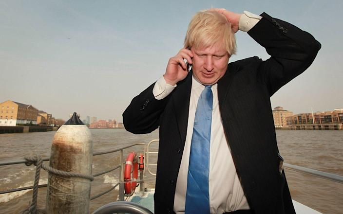 'The problem with Boris is that he replies to everyone,' one source said - Getty
