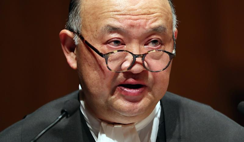 Hong Kong's top judge Geoffrey Ma reveals plan for changes to procedures as soaring number of refugee claims puts extra strain on stretched courts