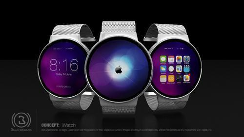 iWatch concept images