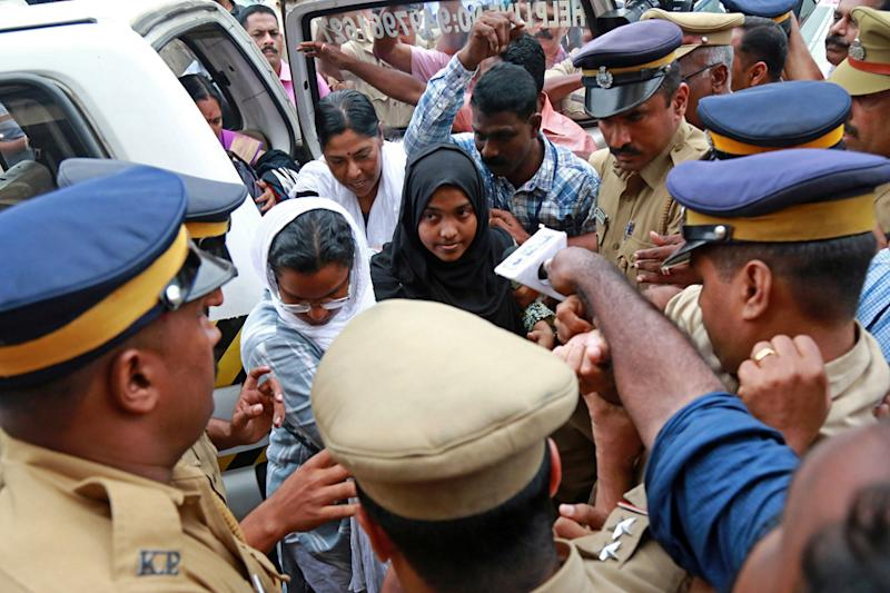 Supreme Court asks if Kerala HC was justified in annulling Hadiya's marriage