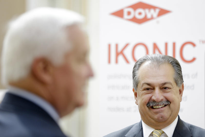Dow Chemical to bring 800 workers to Pa. R&D site