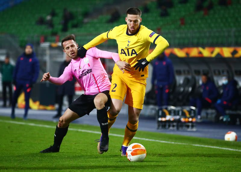 Europa League - Group J - LASK Linz v Tottenham Hotspur