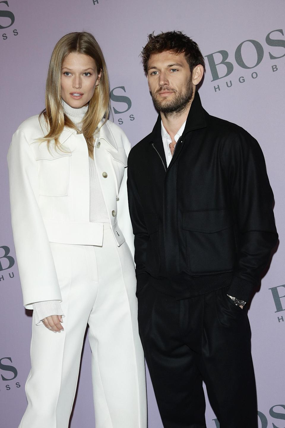 """<em>Magic Mike</em> star Alex Pettyfer and his supermodel fiancée, Toni Garrn, are now husband and wife. Pettyfer announced the happy news <a href=""""https://www.instagram.com/p/CF7k-f6pFMz/"""" rel=""""nofollow noopener"""" target=""""_blank"""" data-ylk=""""slk:on his Instagram"""" class=""""link rapid-noclick-resp"""">on his Instagram</a> with a photo showing off their wedding bands and the caption """"Mr. & Mrs Pettyfer."""" In <a href=""""https://www.instagram.com/p/CF7k-Dhj8yb/"""" rel=""""nofollow noopener"""" target=""""_blank"""" data-ylk=""""slk:her own post,"""" class=""""link rapid-noclick-resp"""">her own post,</a> Garrn wrote, """"Now you really get to call me wifey."""""""
