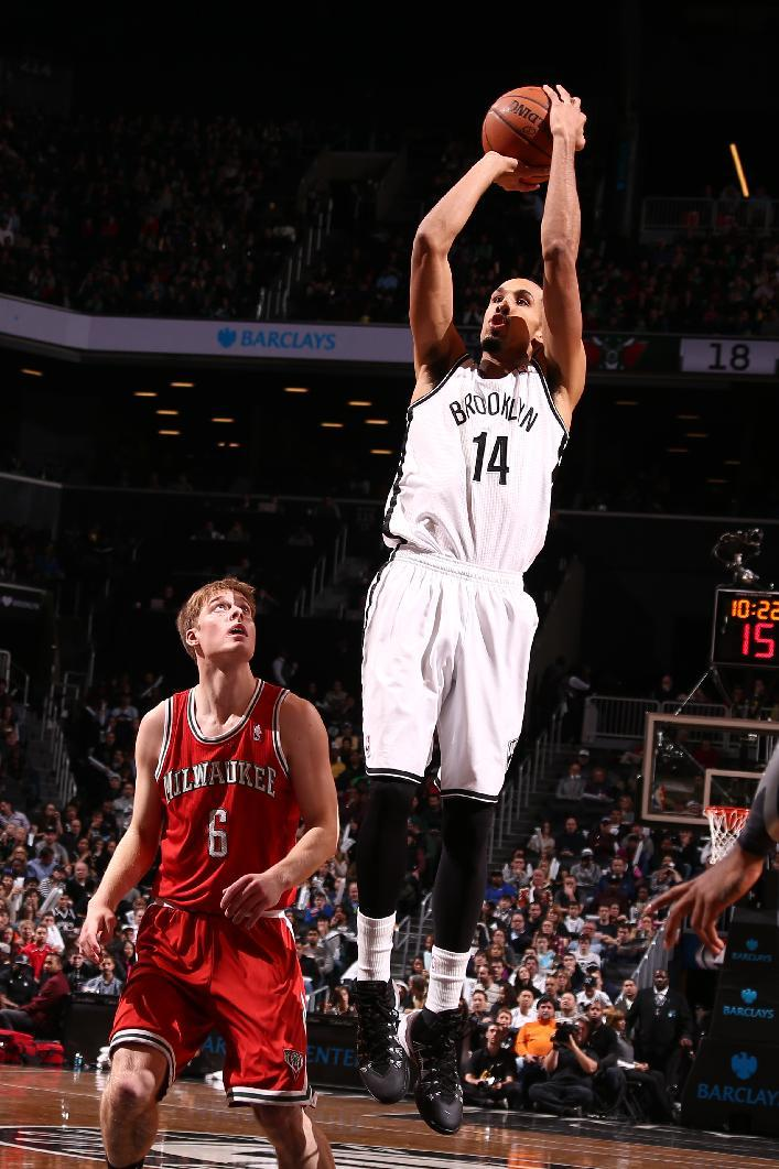 Nets snap 4-game skid with 104-93 win over Bucks
