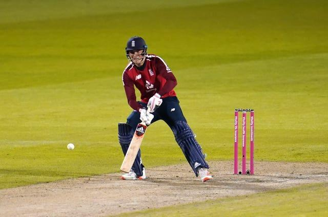 Tom Banton is regarded as one of England's brightest batting prospects (Jon Super/PA)