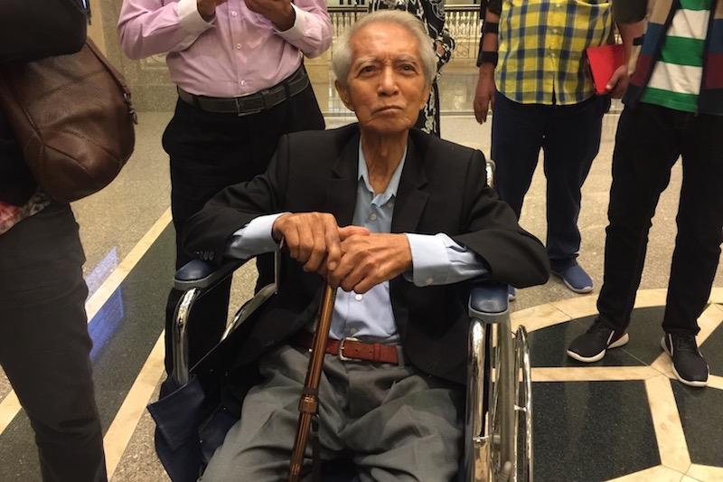 Jawi drops Shariah charges against Kassim Ahmad