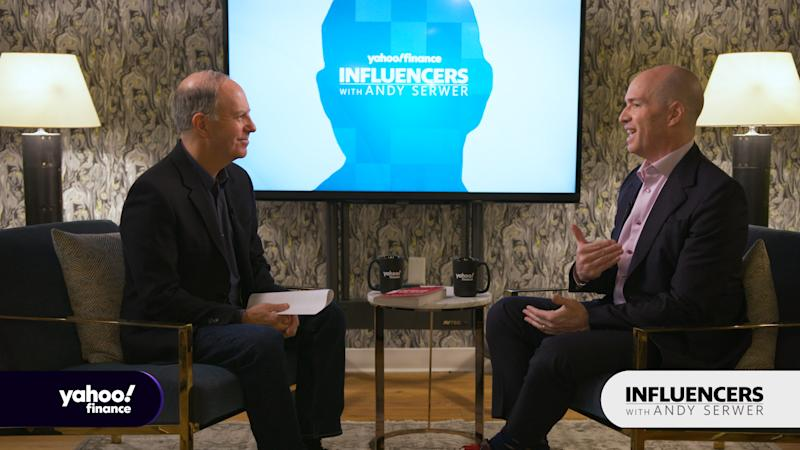 Ben Horowitz, author and cofounder of venture capital firm Andreessen Horowitz, appears on Influencers with Andy Serwer.