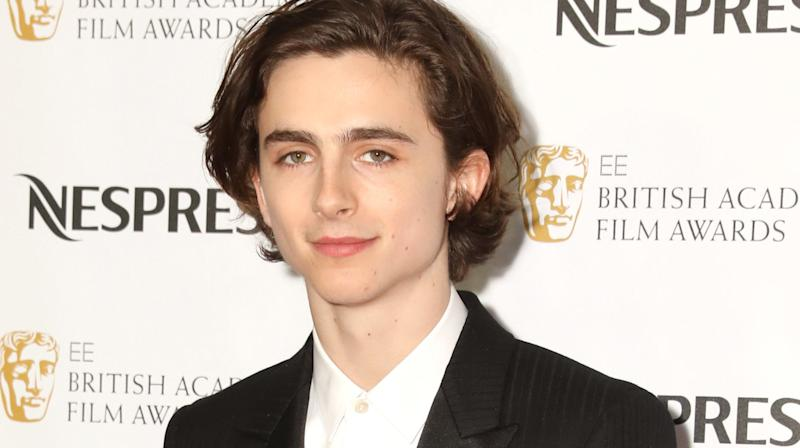 """'Call Me By Your Name' actor Timothée Chalamet has spoken candidly about how he feels growing up with mixed heritage has affected his sense of """"self-identity"""" and mental health."""
