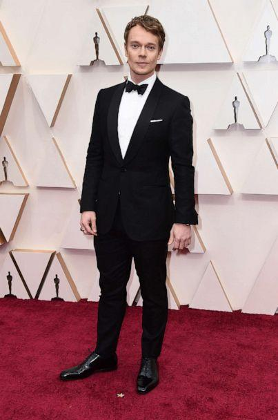 PHOTO: Alfie Allen attends the 92nd annual Academy Awards, Feb. 9, 2020, in Hollywood, Calif. (Jordan Strauss/Invision/AP)