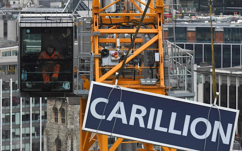 Subcontractors say Carillion found excuses not to pay suppliers - AFP