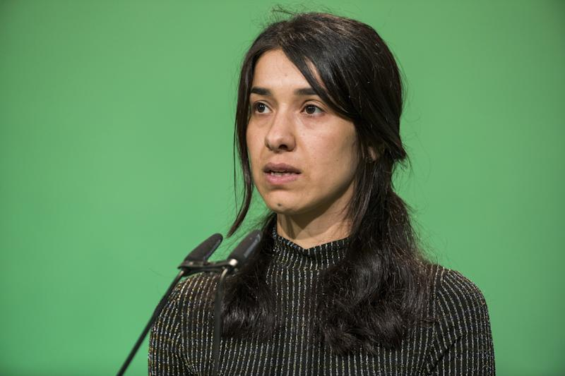 Nadia Murad Escaped Sexual Slavery at the Hands of ISIS. This Is Her Story.