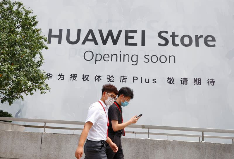 Johnson says on Huawei: we must proceed carefully