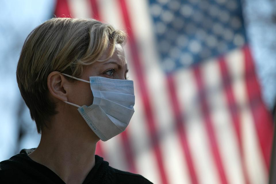 <p>Most Americans believe it will take until 2021 or later for the country to recover from the pandemic</p> (Getty Images)