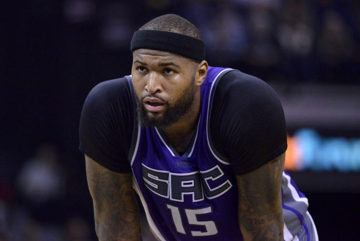 DeMarcus Cousins is in his seventh year with the Kings. (AP)