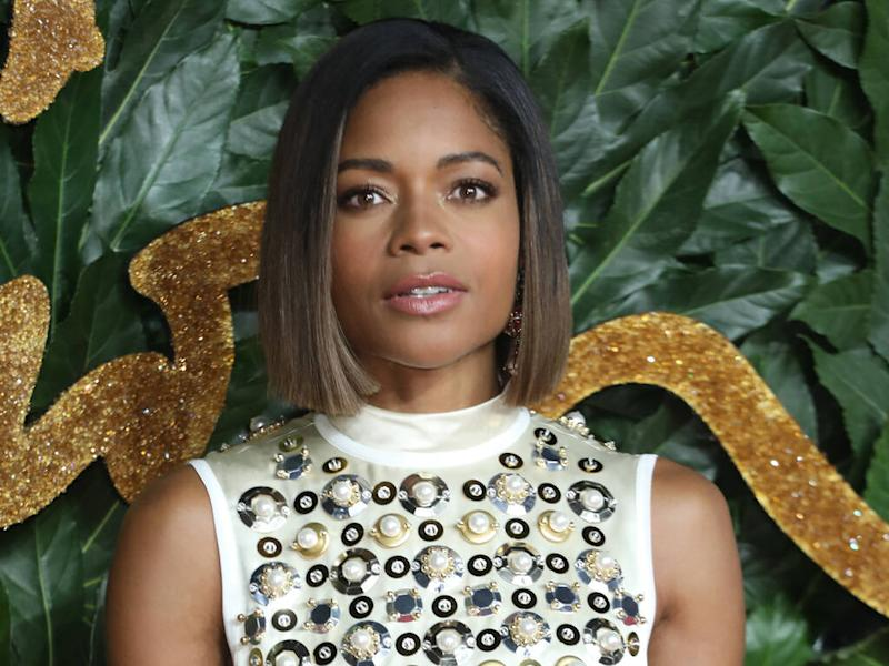 Naomie Harris was groped by Hollywood star
