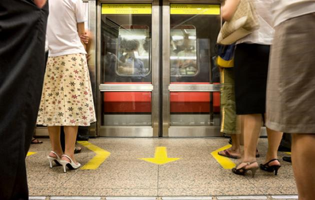 Come mid-2014, there will be free WiFi at 28 MRT stations in Singapore (Getty Images)