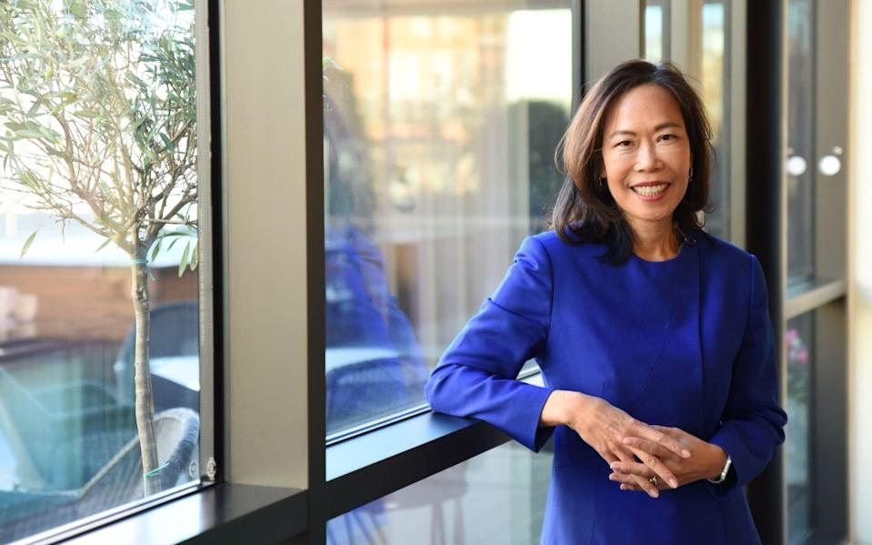 IG CEO June Felix will be pleased with Thursday's results