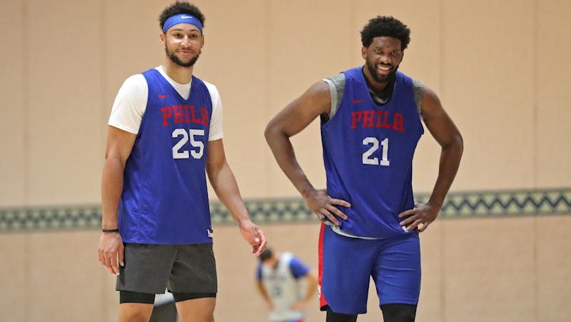 Enjoy the ride as Joel Embiid, Ben Simmons enter their primes