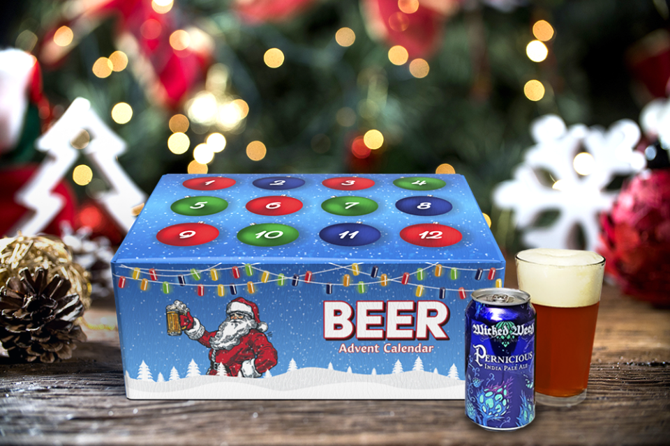 "<p><strong>Give Them Beer</strong></p><p>givethembeer.com</p><p><strong>$79.00</strong></p><p><a href=""https://www.givethembeer.com/products/beer-advent-calendar"" rel=""nofollow noopener"" target=""_blank"" data-ylk=""slk:BUY NOW"" class=""link rapid-noclick-resp"">BUY NOW</a></p><p>GiveThemBeer's take on the advent calendar isn't for people playing around: There are 12 full-size cans of craft beer in here, each hiding behind a secret, festive little door.</p>"