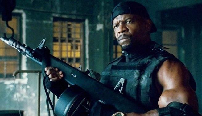 Actor Terry Crews has joined the Deadpool team and fans are going crazy on Twitter. Source: 20th Century Fox