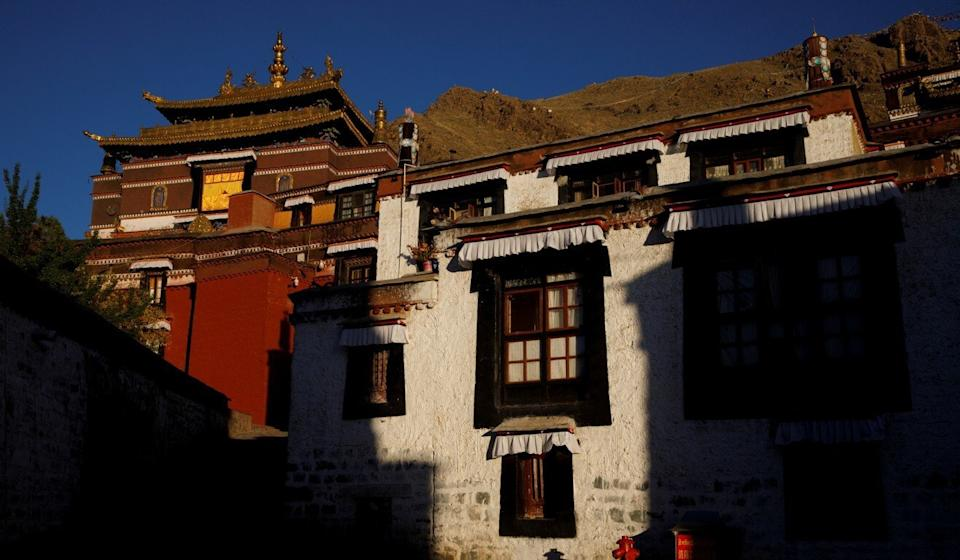 Chinese officials regard people's dedication to Buddhism as an obstacle to economic development. Photo: Reuters