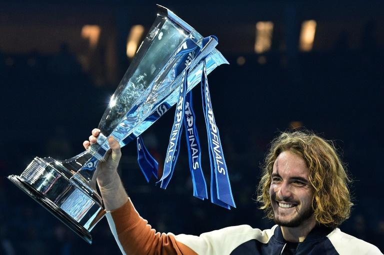 Defending champion Stefanos Tsitsipas will face Rafael Nadal in the group stages of the ATP finals