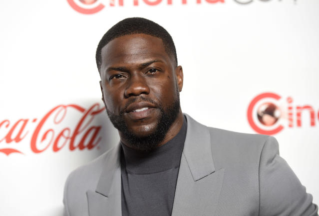 Kevin Hart (Credit: Chris Pizzello/Invision/AP)