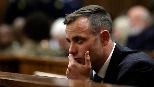 Former Olympic runner Oscar Pistorius has sentence doubled to 13 years, 5 months for killing girlfriend.